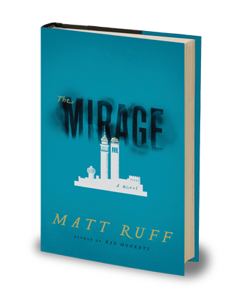 Mirage cover in 3D!