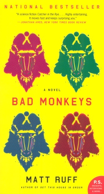 Bad Monkeys cover