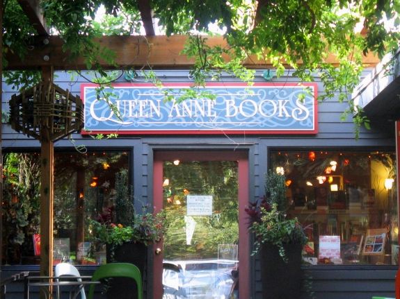 Queen Anne Books